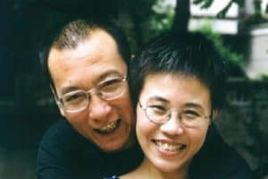 Liu Xiaobo and Xia Liu