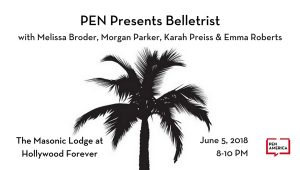 Pen Presents Belletrist