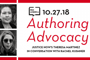 Authoring Advocacy event information