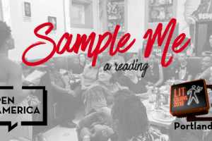 Sample Me a Reading event graphic