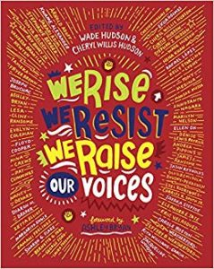 We Rise We Resist We Raise Our Voices Anthology