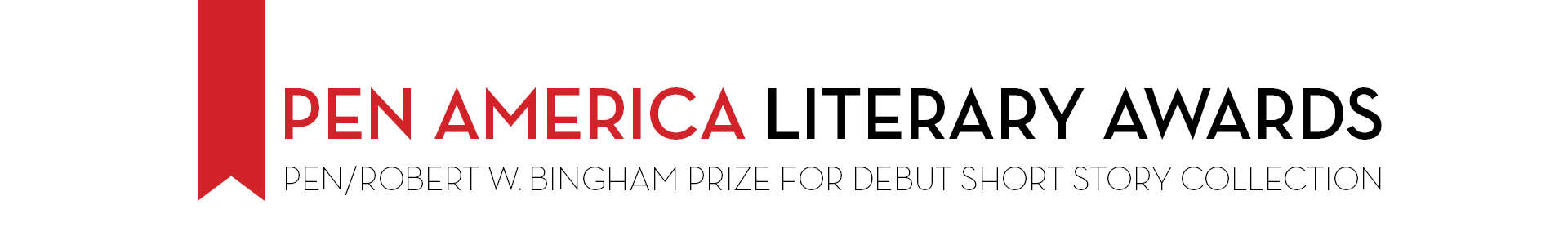 PEN America Literary Awards PEN/Bingham Prize for Debut Short Story Collection