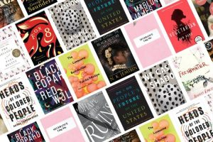 collage of book covers for recommended reading list