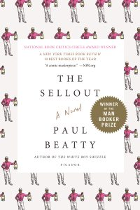 cover for The Sellout by Paul Beatty