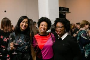 PEN America members at the 2019 New Years New Books party