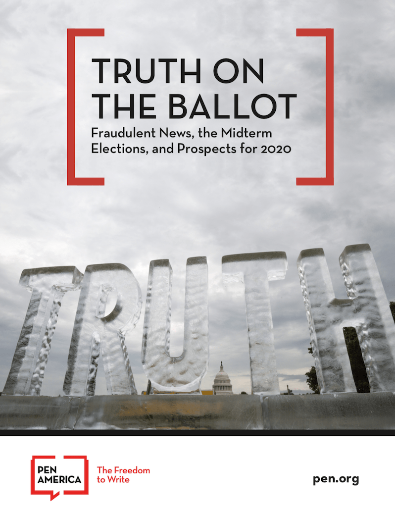 Truth on the Ballot Report Cover