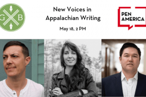 Greensboro Bound New Voices In Appalachian Writing Event Image