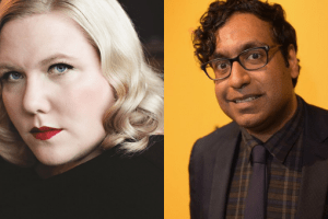 PEN OUT LOUD: LINDY WEST AND HARI KONDABOLU Event image