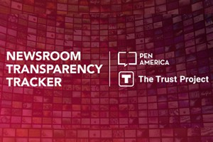 Newsroom Transparency Tracker