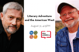 AJC-Decatur 2019 Festival: Literary Adventure And The American West