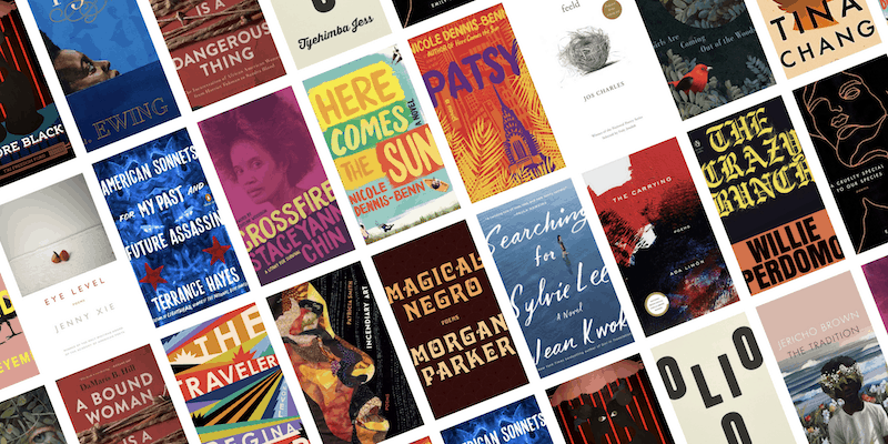 book covers from the Near and Far Reading List