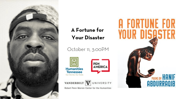Southern Festival of Books A Fortune For Your Disaster image