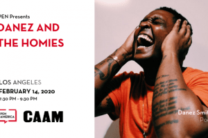 Danez Smith PEN Presents Event