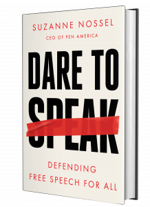Dare to Speak Book Cover