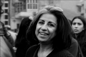picture of writer ahdaf soueif