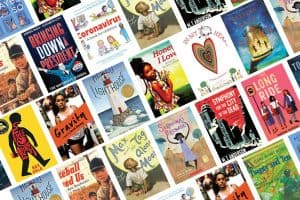PEN Children's and Young Adult Books Committee - Children's books reading list covers