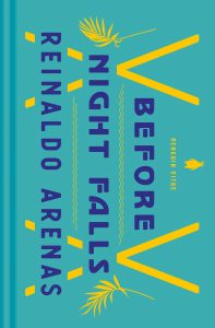 Before Night Falls book cover