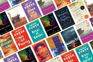 Epic Novels, Sweeping Sagas: An APA Heritage Month Reading List