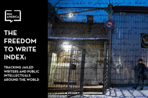 The Freedom to Write Index: Tracking Jailed Writers and Public Intellectuals Around the World