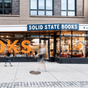 Solid State Books storefront