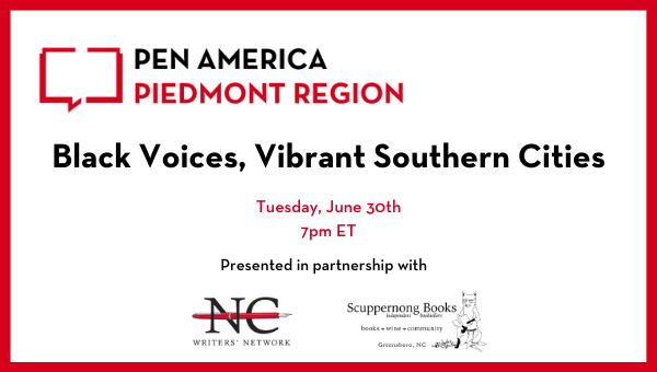 Black Voices, Vibrant Southern Cities