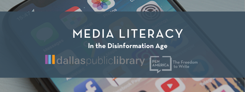 Media Literacy in the Disinformation Age