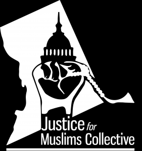 Justice for Muslims Collective logo