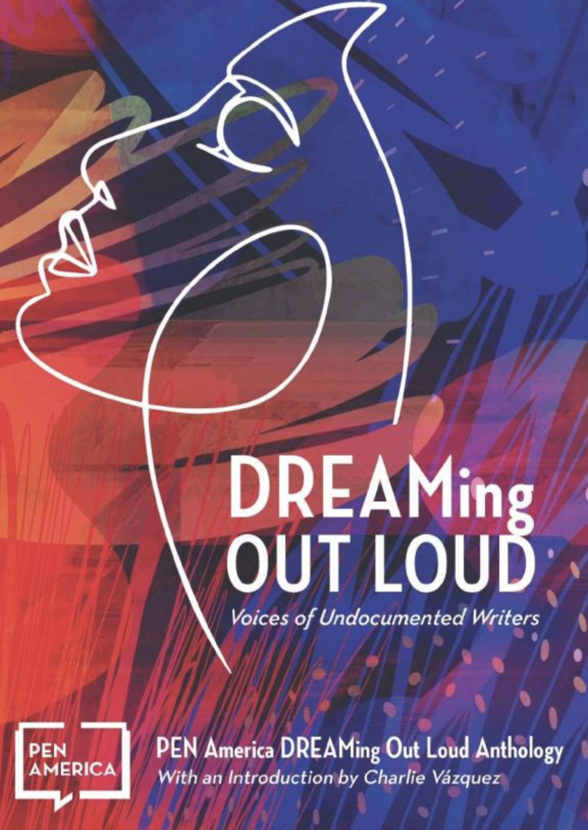 Dreaming Out Loud Anthology Book Cover