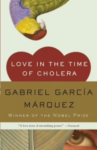 Love in the Time of Cholera, Translated from the Spanish by Edith Grossman