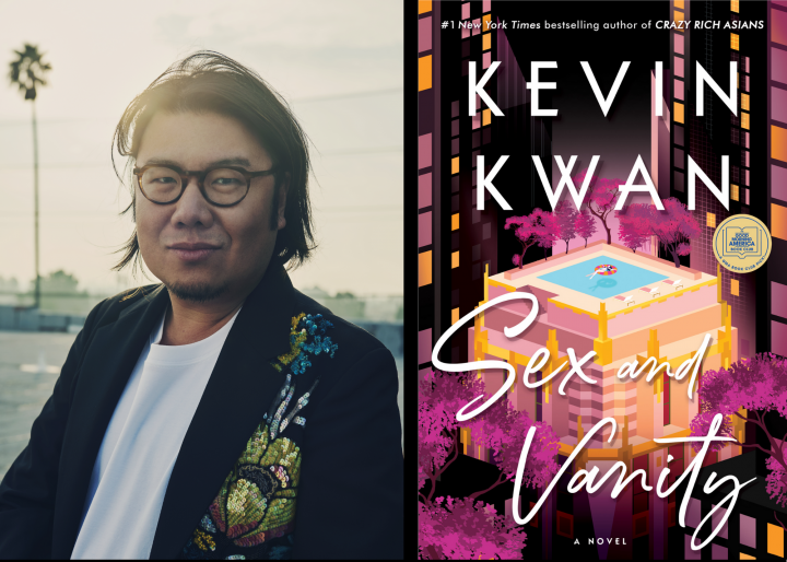 Virtual Authors' Evening with Kevin Kwan