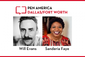 PEN America Dallas Fort WorthHappy Hour Image