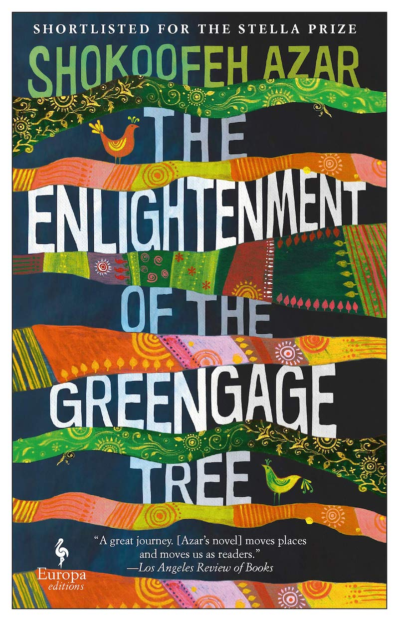 The Enlightenment of the Greenage Tree book cover
