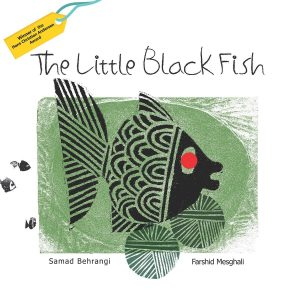 The Little Black Fish book cover