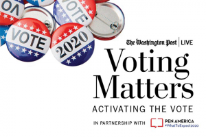 [WEBINAR] Voting Matters: Activating the Vote with Washington Post Live