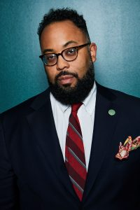 Kevin Young headshot